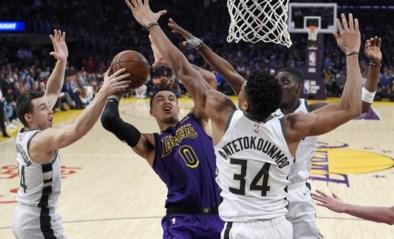 LA Lakers missen sterkhouder bij start van NBA-seizoen
