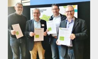 Vier TGV-gemeenten ondertekenen klimaatengagement