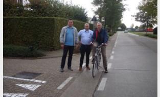 Open VLD juicht rode fietspaden toe