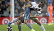 Ibrahimovic stoot met LA Galaxy door in play-offs