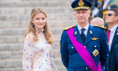 Verjaardagsfeest voor Elisabeth (18) live op tv