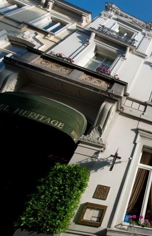 Het meest romantische hotel ter wereld ligt in België