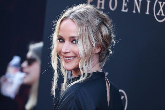 Jennifer Lawrence is dit weekend getrouwd in een jurk van Dior