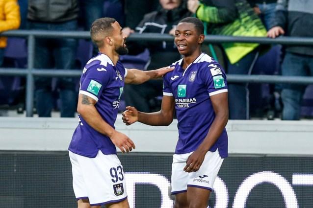 Wie is Kana, de 17-jarige die debuteerde in basis bij Anderlecht en meteen scoorde?