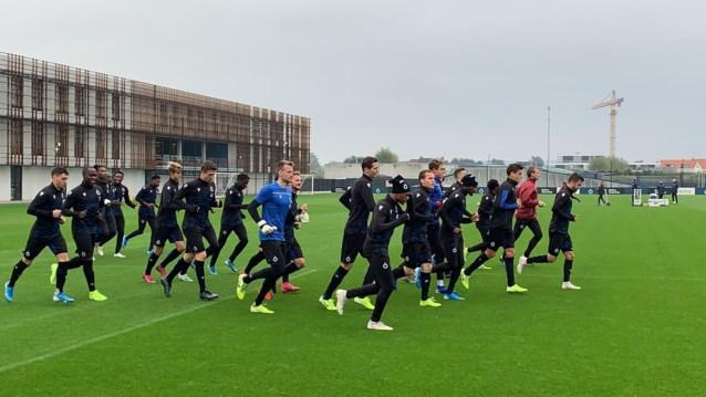 Goed nieuws voor Clement en Club Brugge op laatste training voor Champions League-duel met PSG