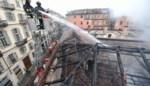 Brand in koninklijke stallen in Turijn: werelderfgoed in de as gelegd