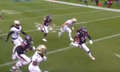 Al meer dan 3 miljoen keer bekeken: NFL-touchdown gaat viraal dankzij magnifiek camerastandpunt