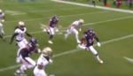 Al meer dan 3 miljoen keer bekeken: NFL-touchdown gaat viraal