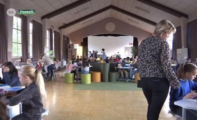VIDEO. Mozaïek in Hasselt is school van de toekomst