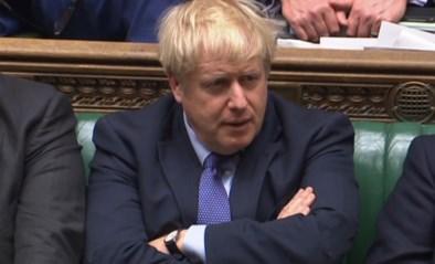 Johnson wint eerste stemming over Brexitwetgeving