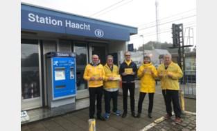Petitie voor rechtstreekse trein tussen Haacht en Brussel