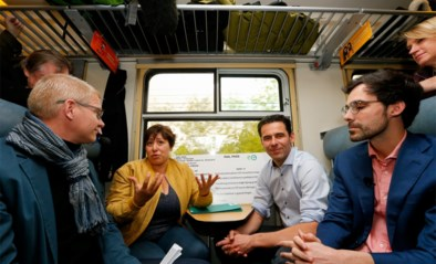 Waarom de groenen weer opduiken in de federale onderhandelingen