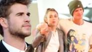 Miley Cyrus gooit met modder naar ex-man Liam Hemsworth