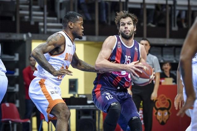 Groen licht voor basketbalclub Luik en vier buitenlanders