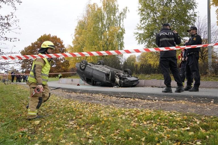 Politie opent vuur in Oslo op man in gestolen ziekenwagen: meerdere mensen aangereden