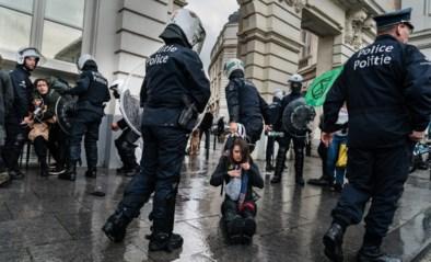 Vier tuchtprocedures opgestart rond politieoptreden bij actie op Koningsplein