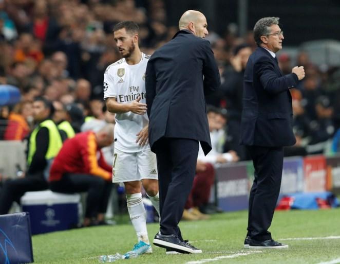 Assist Eden Hazard helpt Real Madrid aan winst (maar Rode Duivel mist ook gigantische kans)