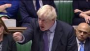 Johnson dreigt met verkiezingen als parlement spoedprocedure verwerpt
