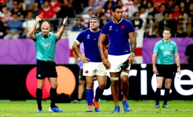 """Rugbyspeler die Frankrijk halve finale op WK kostte door schandalige overtreding, speelde laatste match als international: """"Dit maakt het extra zwaar"""""""