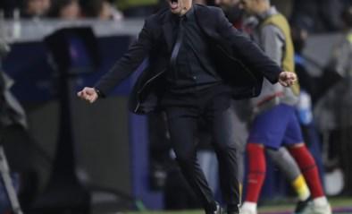 Atletico Madrid wint zuinig in Champions League, Shakhtar Donetsk kan voor eigen volk niet winnen