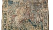 Op dit wandtapijt is nu al 14.000 euro geboden bij Sotheby's, deze Vlaamse stad wil nóg meer geven