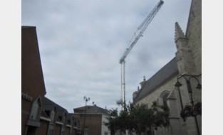 Renovatie gemeentehuis schiet op