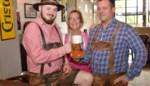 """Braadworsten en 4.000 liter bier voor eerste Oktoberfest: """"Met de echte sfeer zoals in München"""""""