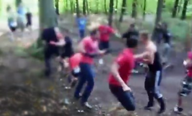 Vechtpartij verijdeld: 31 'voetbalsupporters' met plannen tot 'free fight' opgepakt