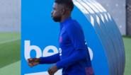 FC Barcelona ziet Samuel Umtiti opnieuw uitvallen