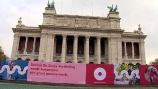 VIDEO. Museum voor Schone Kunsten uit de stellingen