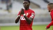 Anthony Limbombe geflitst met 172 km/u: 800 euro boete en maand rijverbod voor aanvaller van Standard