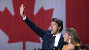 Trudeau wint, maar is meerderheid kwijt