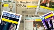 DOE DE TEST. Kan jij onze oude krantenkoppen juist aanvullen?
