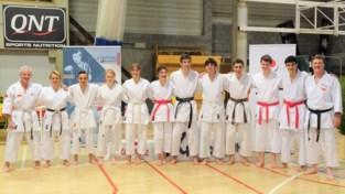 Drie medailles voor Wachtebeekse karateclub