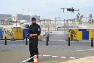 VIDEO. Betogingen, branden, huiszoekingen… Politie merkt dat drones overal van pas kunnen komen