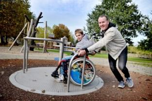 Gent heeft geen enkel speeltuig voor kindjes in rolstoel en is niet van plan daar snel iets aan te doen