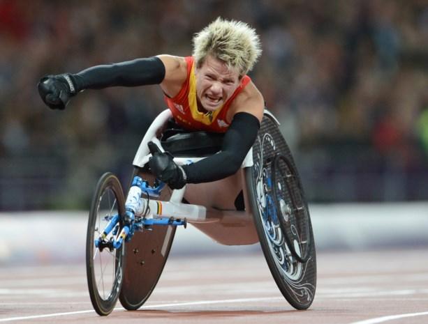 Wielemie is uitgeschreeuwd: portret van de rolstoelatlete die heel Vlaanderen inspireerde