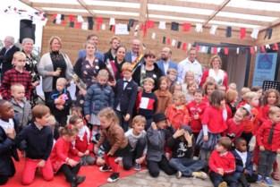 Wijkschool De Droomhut is uitgebreid met lager onderwijs