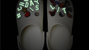 Lichtgevende Crocs