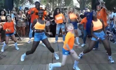Energieke dansers op Antwerps festival gaan de wereld rond
