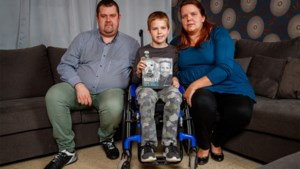 """Voor Robbe (12) was Marieke Vervoort een echt voorbeeld: """"Zij had pijn en beperkingen, net zoals ik. Door haar heb ik leren doorzetten"""""""