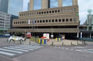 De Lijn start werken aan busstation Brussel Noord