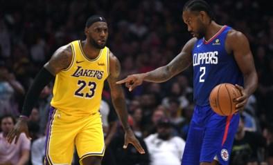 NBA. Kawhi Leonard scoort meteen 30 punten bij debuut en troeft met LA Clippers LeBron James af, Toronto opent seizoen met nipte zege
