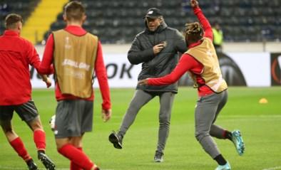 """Preud'homme wil dat spelers meer van zich afbijten dan tegen Arsenal: """"We gaan meer dan vier fouten moeten maken"""""""