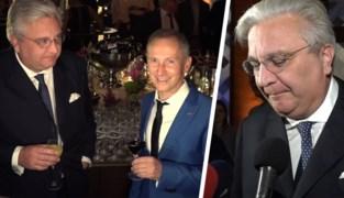 """Prins Laurent opmerkelijke gast op verjaardagsfeest van Helmut Lotti: """"Hij heeft mij veel plezier bezorgd"""""""