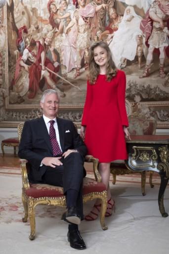 De twee gezichten van prinses Elisabeth: de koningin van de toekomst en de doodgewone jonge studente