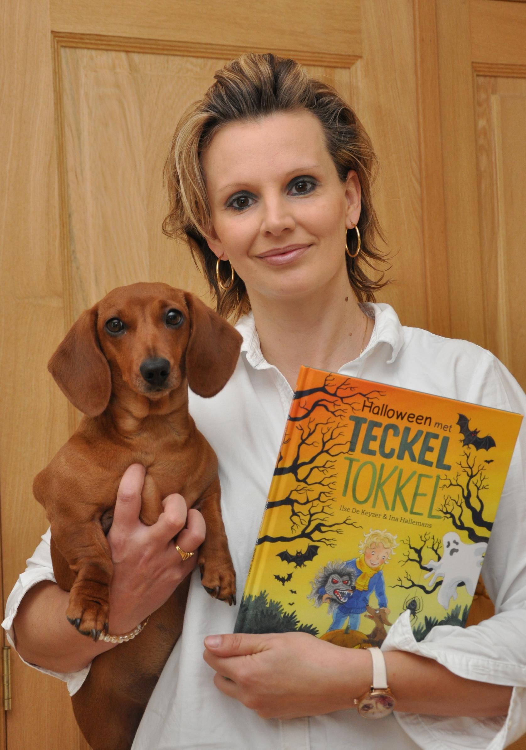 Al derde boek van teckel Tokkel