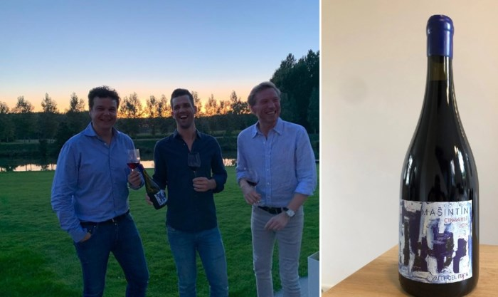 Op reis in Chili hadden deze drie vrienden een geschift idee, maar nu is hun wijn ook echt te drinken op restaurant
