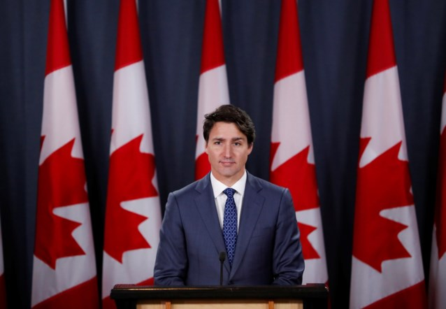 """Trudeau sluit uit dat hij coalitie zal vormen: """"Steun zoeken voor minderheidsregering"""""""