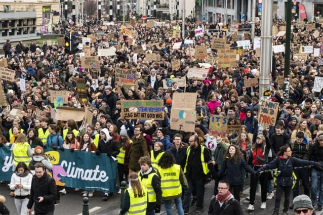 Youth for Climate roept op tot nieuwe klimaatmars, wat doet Weyts?